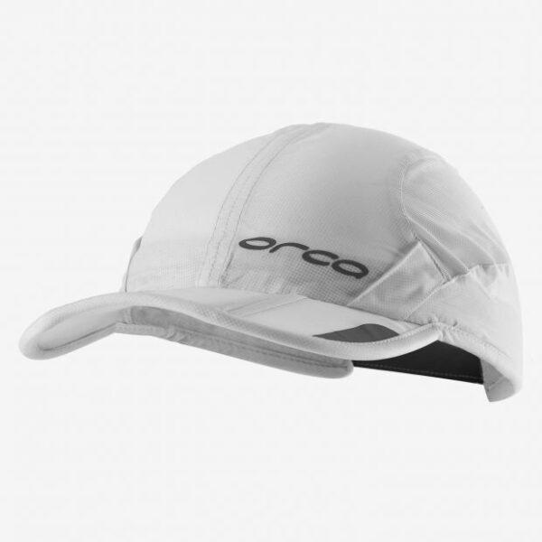 Foldbable Unisex Cap – White