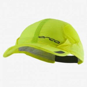 Foldbable Unisex Cap – Neon Yellow