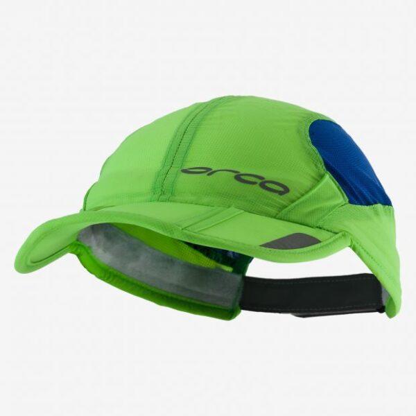 Foldbable Unisex Cap – Green