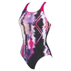 Infinite Stripe Swim Pro Back