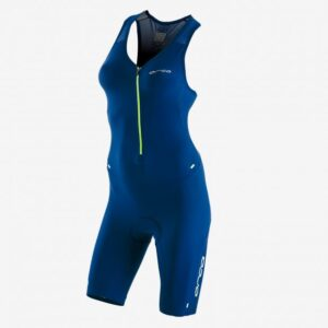226 Perform Race Suit Women Blue
