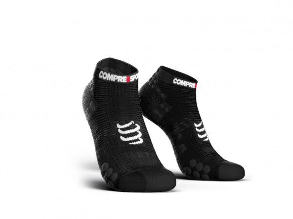 Pro racing socks v3.0 Run low black