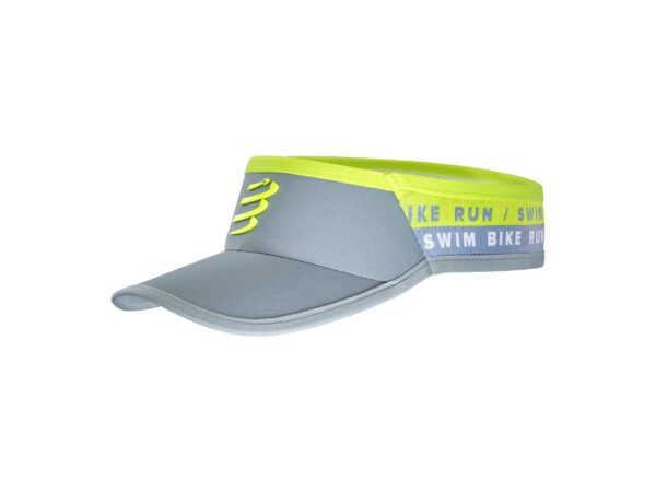 Ultralight Visor Born to SwimBikeRun