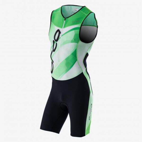 226 Printed Race Suit Men