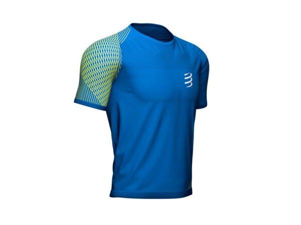 Performance SS Tshirt blue lolite